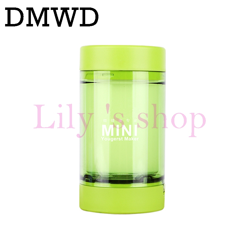 DMWD MINI Yogurt Maker Machine Portable handheld automatic U
