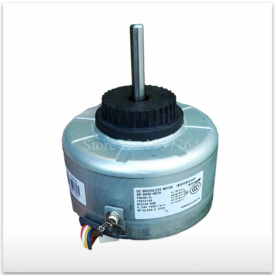 100% new for air conditioner motor FN 60B -ZL FN60B-ZL 60W DC motor good working100% new for air conditioner motor FN 60B -ZL FN60B-ZL 60W DC motor good working
