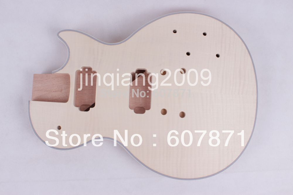 ONE bolt on  Unfinished electric   guitar body new high quality china s guitar high quality unfinished tl electric guitar ash diy guitar real photos free shipping