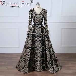 VARBOO ELSA Evening Dress Long Formal Gown 2018 Prom Dress 01f7bb52360b