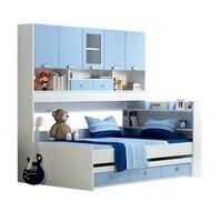 Letto Yatak Odasi Mobilya Hochbett Baby Nest Ranza Bedroom Furniture Cama Infantil Muebles De Dormitorio Wooden Children Bed