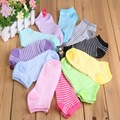 5 Kinds of Styles Socks Summer Candy Color Women Short Sock Ankle Boat Low Calcetines Random gift Socks