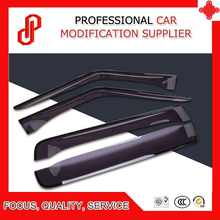 High Quality Injection molding trim vent shade rain sun wind deflector window visor for Range Rover Vogue 2006-2012 2013-2019 for land rover range rover sport 14 16 side door window visor guard deflector rain sun shield vent