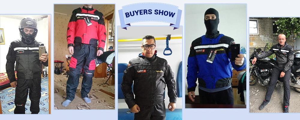 Équipement Tout Protection Corps Automne D Coupe Le Équitation Moto Vêtements Armure Duhan De Hiver Veste Vent O0m8vNnw