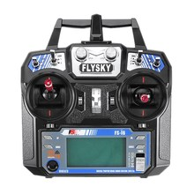 FlySky i6 FS-i6 2,4G 6CH AFHDS RC передатчик без приемника