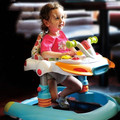 Baby learning to walk multi-function walkers bounce chair