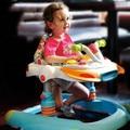 Bebé que aprende a caminar multifunción caminantes rebote silla
