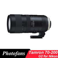 Tamron SP 70 200mm f/2.8 Di VC USD G2 Lens for Nikon (Brand New)