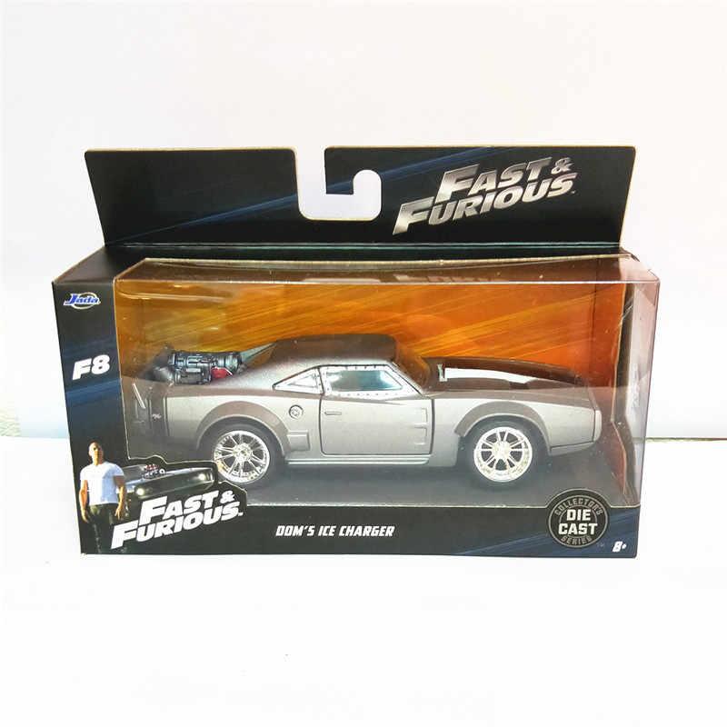 JADA 1/32 масштаб быстрый и яростный MAZDA RX-7, LYKAN, Плимут, SUBARU, HONDA, FORD F-150, DODGE автомобиль из литого металла модель игрушки для подарка, дети