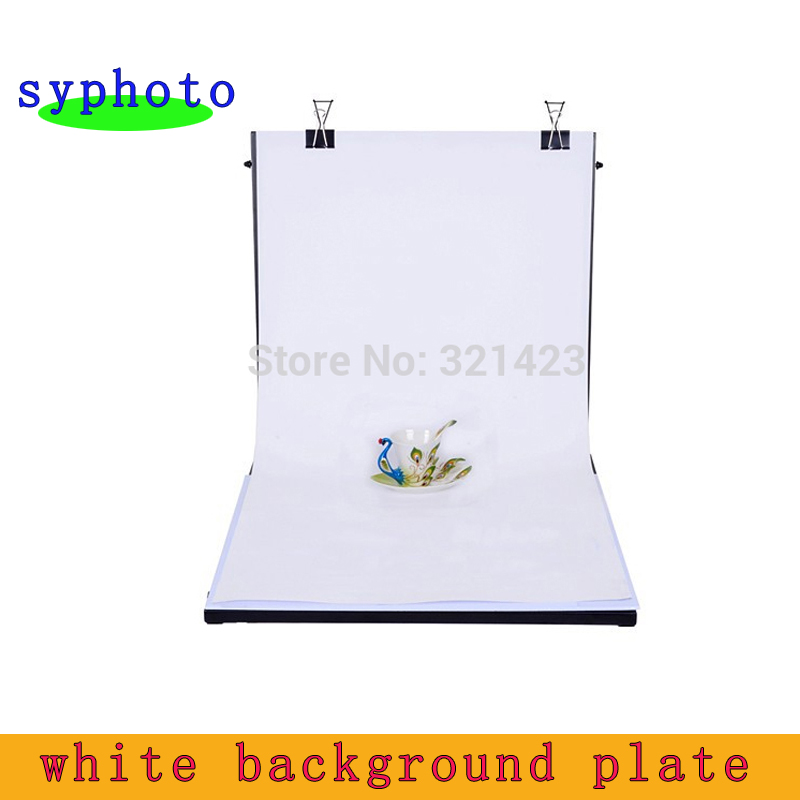 ФОТО white background plate /best choice for photograph 68x100cm