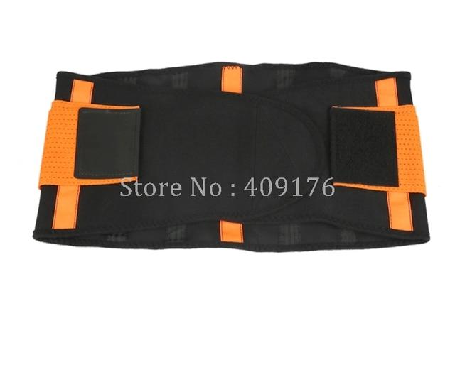 Sweat Waist Belt PRAYGER Belly Belt Body Shaper Slimming Waist Trainer Girdle Back Supportor Beer Belly Waist Cinchers 5