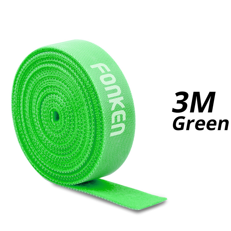 3m Green Velcro