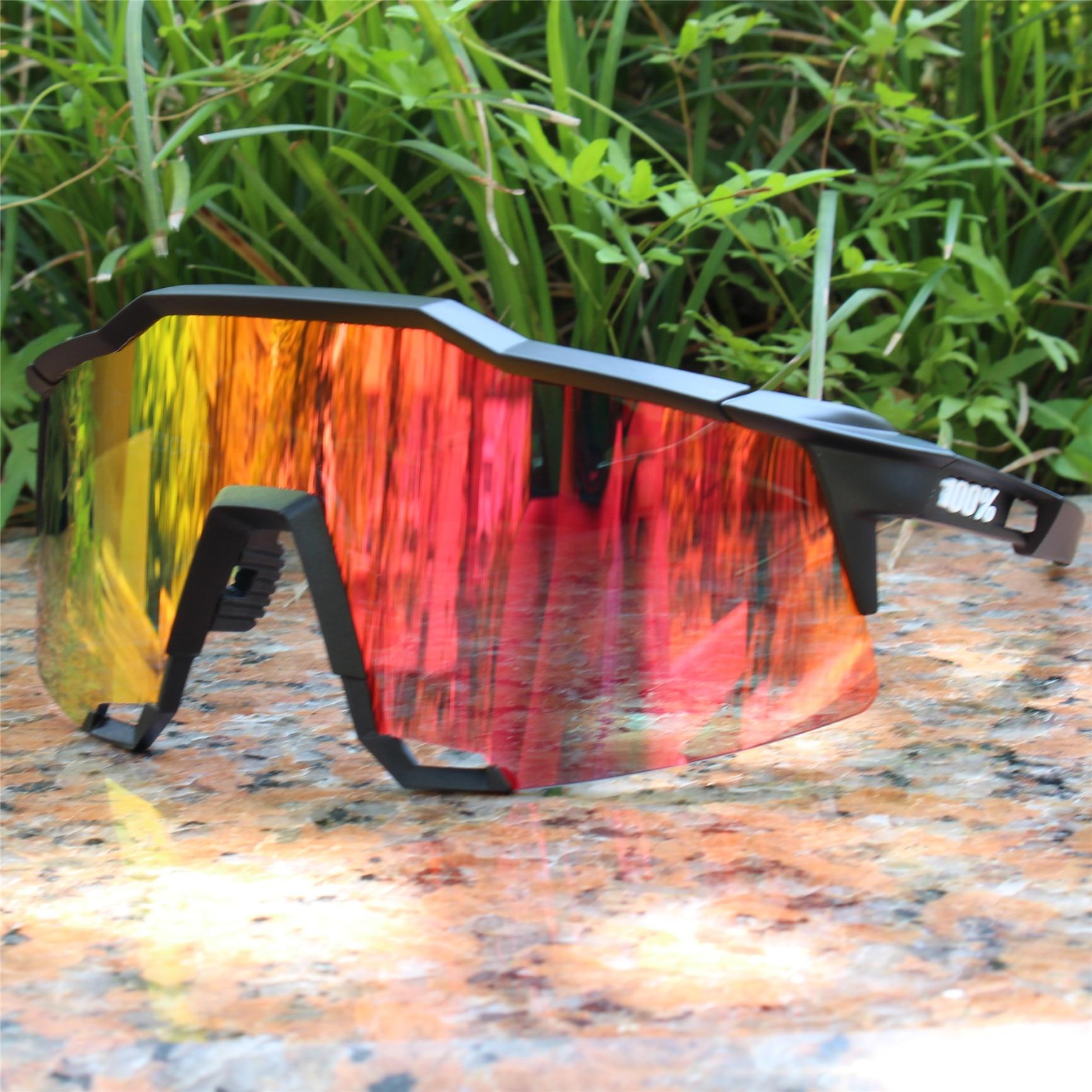 2017 100% SpeedCraft Brand  Base Outdoor Sports Bicycle Sunglasses MTB  Cycling Glasses Running Eyewear Full color 2 lens UV400 2016 top fashion trend women sunglasses brand new european american women s glasses goggle shades outdoor sports eyewear uv400