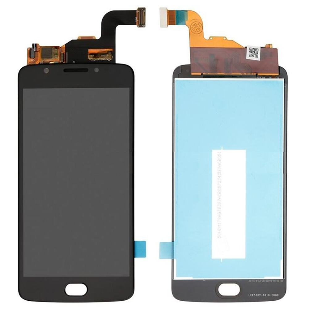 For <font><b>Motorola</b></font> Moto <font><b>E4</b></font> XT1766 XT1763 <font><b>XT1762</b></font> XT1772 LCD <font><b>Screen</b></font> and Digitizer Assembly Replacement!!(Black/Gold/White) image
