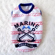 Anchors Dog Clothes
