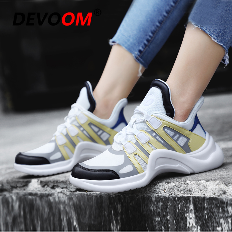 Quality Personality Summer Ladies Shoes Fashion Casual Shoes Women 2018 New Footwear Comfortable Womens Flat Platform Sneakers