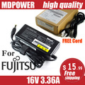 MDPOWER For Fujitsu 16V 3.36A Laptop AC Adapter Charger Cord