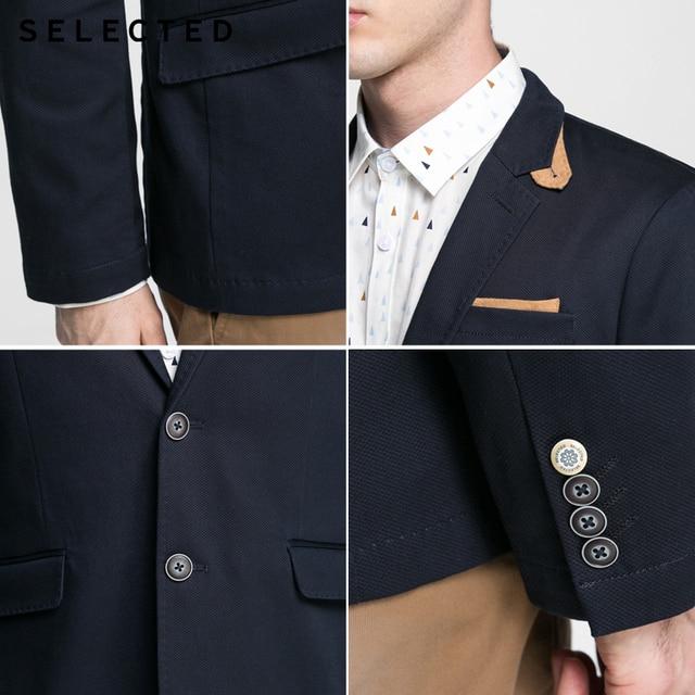 Slim business blazer jacket Business suit  2