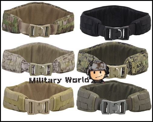 ФОТО Emerson 1000D Airsoft Tactical Military Combat Army Durable Comfortable Outdoor Sports Padded Molle Waist Belt Battle Belt Men