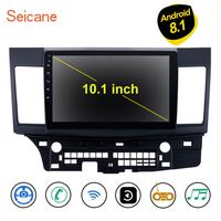 Seicane For Mitsubishi Lancer ex 2008 2009 2010 2011 2012 2013 2014 2015 Android 8.1 10.1 inch Car GPS Audio Multimedia Player
