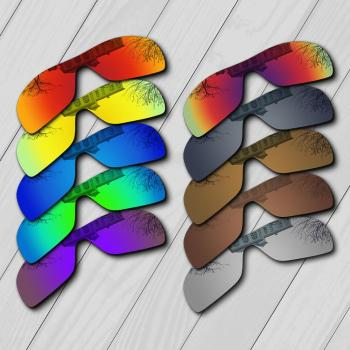 E.O.S Polarized Enhanced ReplacementLensesforOakleyAntix Sunglasses - Multiple Choice smartvlt polarized replacement lenses for oakley fuel cell sunglasses multiple options