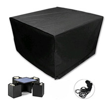 2018 New Fashion USA Waterproof Outdoor Patio Chaise Sofa Lounge Chair Furniture Cover BBQ Protector