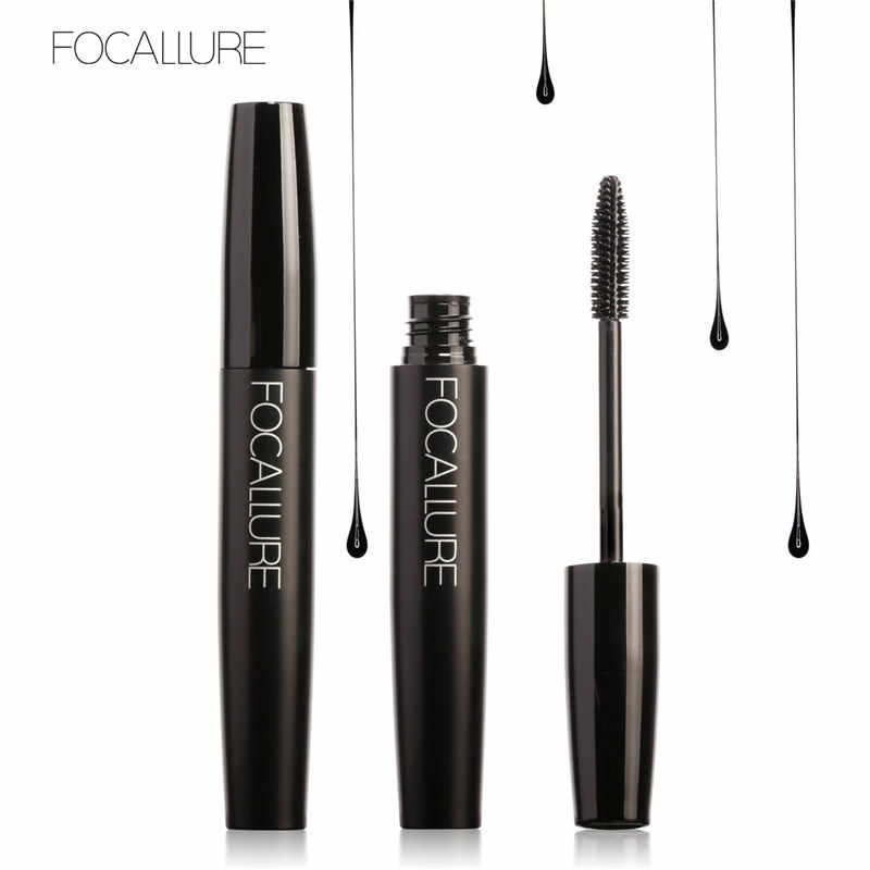 Focallure Merek Makeup Curling Tebal Mascara Volume Express Bulu Mata Palsu Make Up Tahan Air Kosmetik Mata