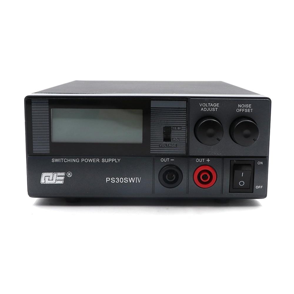 Short-wave base station refinement QJE power supply 13.8V 30A PS30SWIV 4 generation fuente de poder