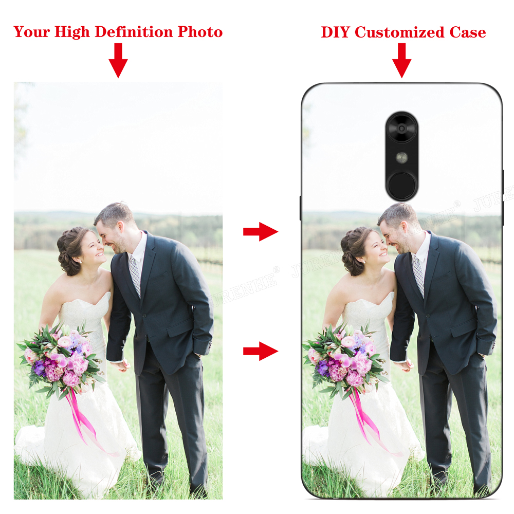 Custom Photo Picture Phone Case For LG K51 K61 K31 K41S K51S Q70 Velvet Nexus 5X Q7 V40 V50 K11 K10 K9 K8 2018 Stylo 4 5 6 Cover