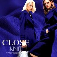 السلع الفاخرة للأزياء طرف أقمشة الصوف الملابس الشتوية الصوف نسيج الصوف القماش بالجملة