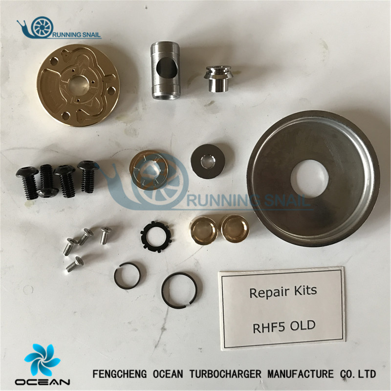 Turbocharger Repair Kits  RHF55 8971038570 8973628390 8980302170 Turbo Kits Repair Kits