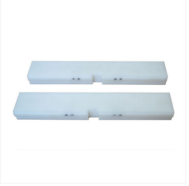 White race steel metal squeegee 350mm for GKG printing machine mpm up2000 metal squeegee