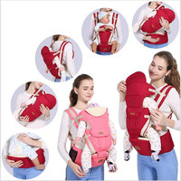 Baby Carrier for Newborn Portable Child Suspenders Backpack Front and Back Breathable Adjustable Ergonomic Baby Backpack Carrier