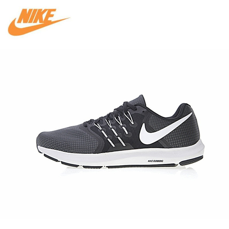 все цены на Nike Authentic Breathable Men's RUN SWIFT Running Shoes,New Arrival Original Men Outdoor Sneakers Trainers Shoes онлайн