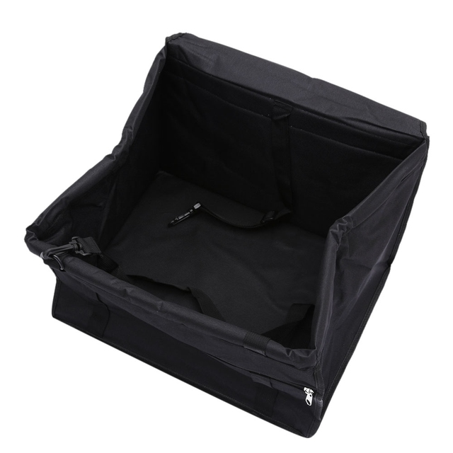 Nonslip Water resistant Front Single-seat Box Oxford Fabric Wear Resistance Suitable For Many Cars Universal Pet Car Seat