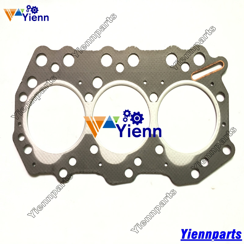 Cylinder Head Gasket 2 Per Engine 07v103147: FOR Mitsubishi S3Q2 S3Q Cylinder Head Gasket 31C01 02100