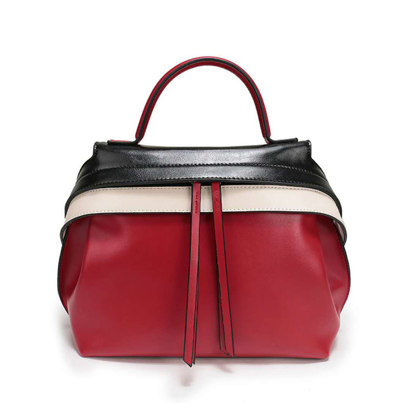 2018 Women Handbags Genuine Leather Bags Famous Design Large Tote Bags Fashion Crossbody Purse Shoulder Messenger Bags