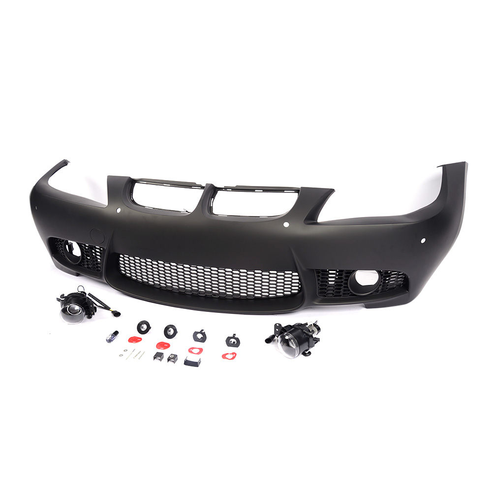 Car-Styling PP Auto Car Front Bumper Body Kit For BMW 3 Series E90 M3 2005-2008