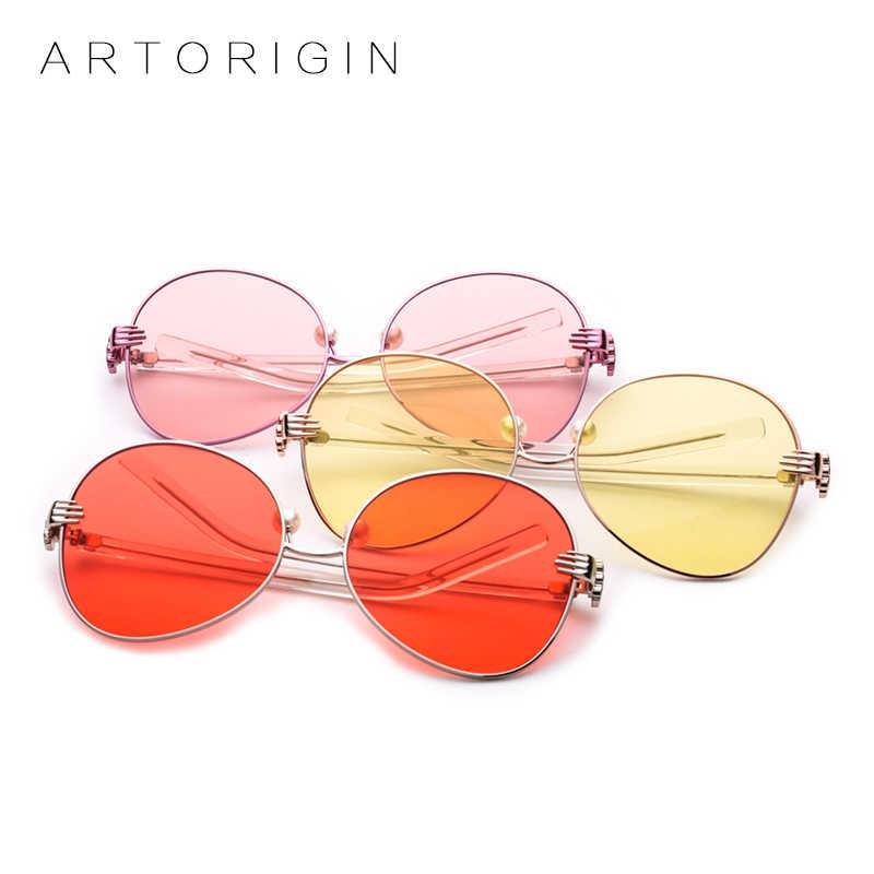 Новинка 2017 года тонированные солнцезащитные очки для женщин для бабочка очки с жемчугом рамки розовый красный прозрачный солнцезащитных очк