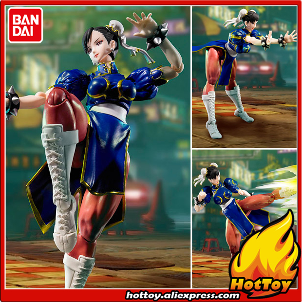 100% Original BANDAI Tamashii Nations S.H.Figuarts (SHF) Action Figure - Chun Li from Street Fighter japan anime street fighter original bandai tamashii nations shf s h figuarts action figure chun li