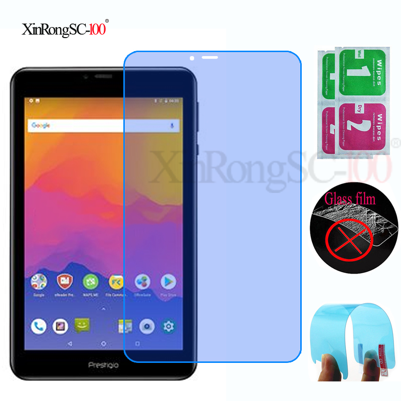 Protective-Film Screen-Protector Tablet No-Glass TPU Soft For PRESTIGIO GRACE 5588 4G