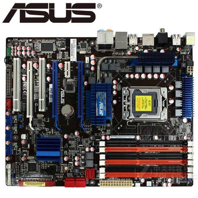 Asus P6T SE Realtek RTL8111C LAN Drivers Download