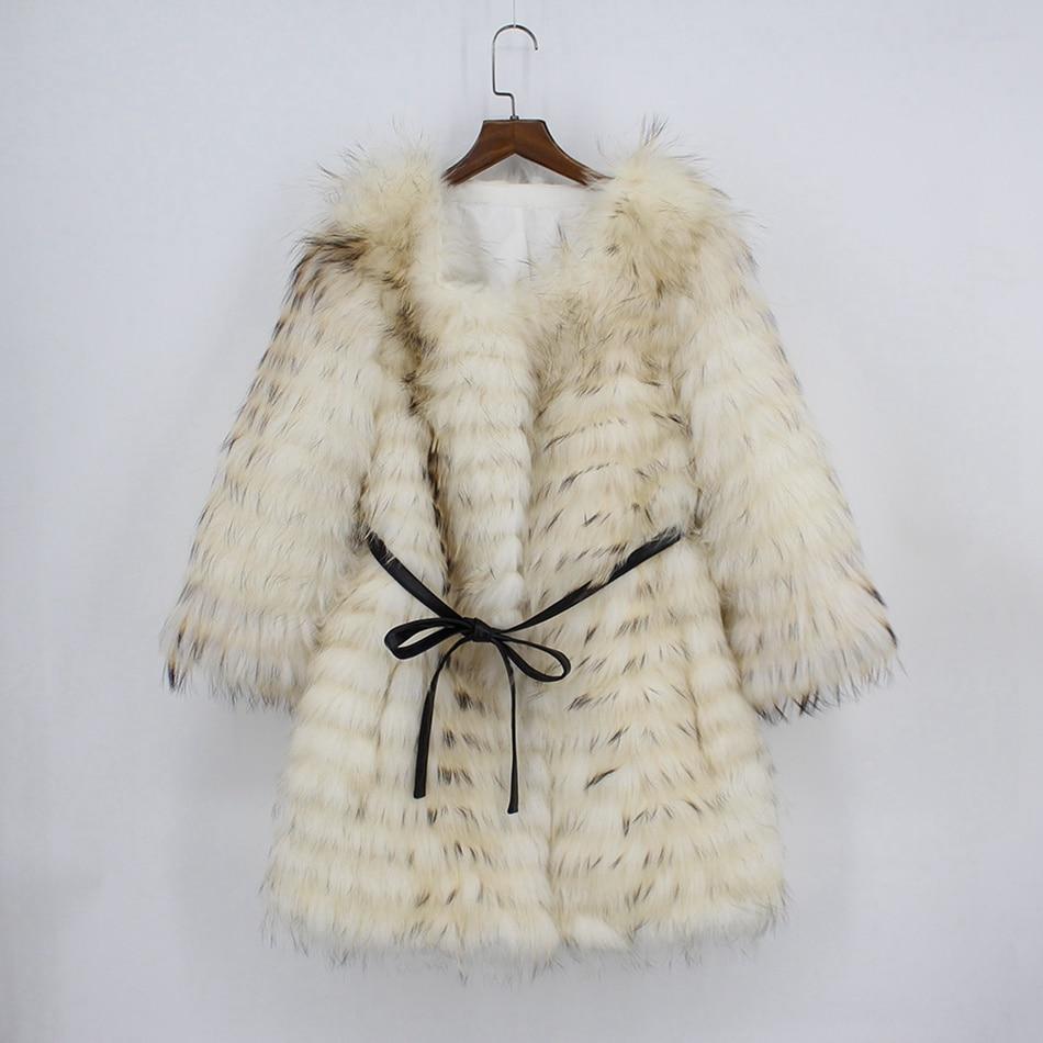 genuine raccoon fur coat (1)