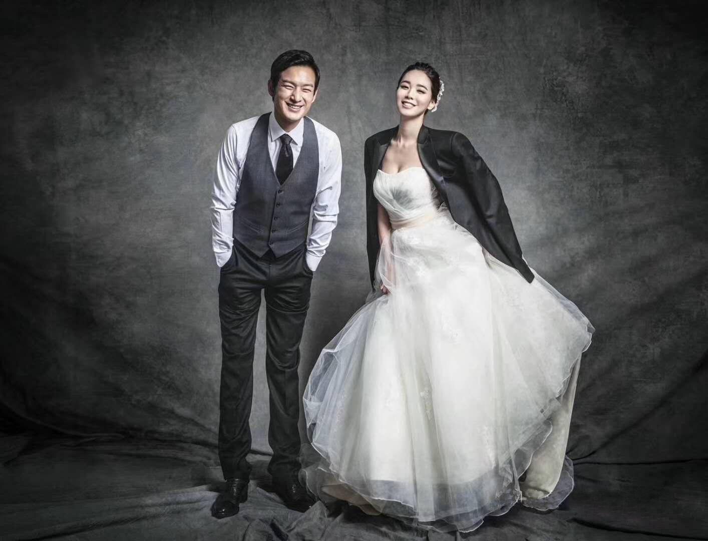 Décors de mousseline teints Pro peints à la main 10x10ft pour Studio de photographie arrière-plan photographique personnalisé décors de mariage