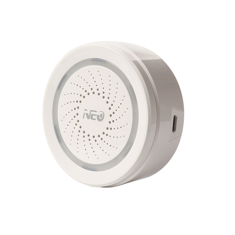 Smart Electronics Official Website Neo Coolcam Wifi Siren Alarm Sensor And App Notification Alerts,no Hub Required Plug And Play,compatiab Alexa Echo Google Home With The Most Up-To-Date Equipment And Techniques Back To Search Resultsconsumer Electronics
