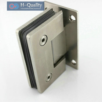 Thicken 90 Angle Precision Casting And Wire Drawing Surface Stainless Steel Glass Door Clamp, Glass Mounting Clamp, Glass Folder 90 degree shower door hinge solid copper spring hinges glass to wall fitting glass clamp dc 3041