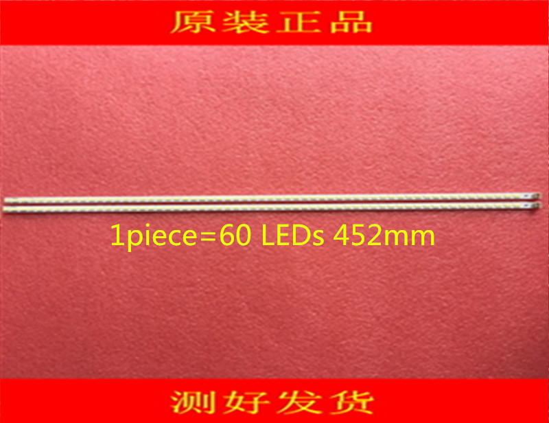 1 Pieces Lj64-03567a Lta400hm08 Led Backlight Bar Sled 2011sgs40 5630 60 H1 Rev1.0_core 60 Leds 452mm Nourishing The Kidneys Relieving Rheumatism
