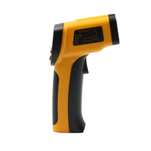 Cheap price A-BF H650 Non-Contact Professional LCD Digital infrared thermometer ir laser Temperature Gun Tester Range -50~650 Centigrade