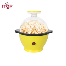 ITOP Mini Popcorn Making Machine Maker Corn Poping Popper Kitchen Appliance
