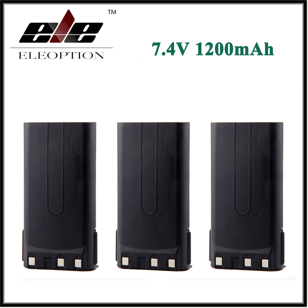 2x Battery for Kenwood TK-2107 TK-272G TK-260G TK-272 TK-378G NICD 1200mAh